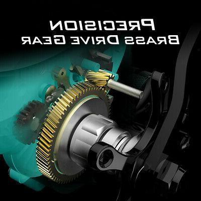 KastKing Saltwater Fishing Dual Brake System KG Max Reels