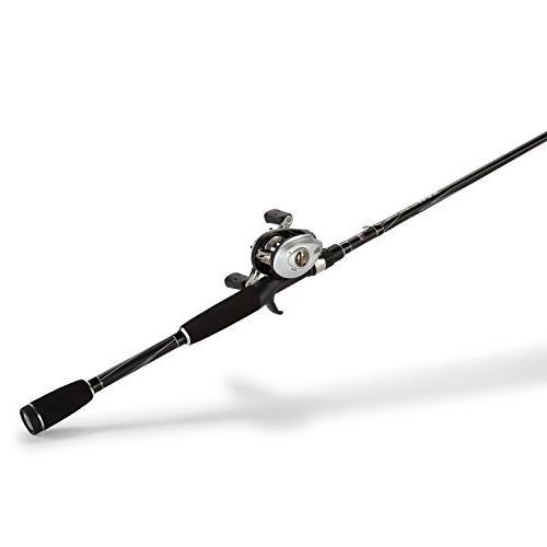 Abu Garcia SMAX3/662M Max Fishing and Baitcast Reel 6.5