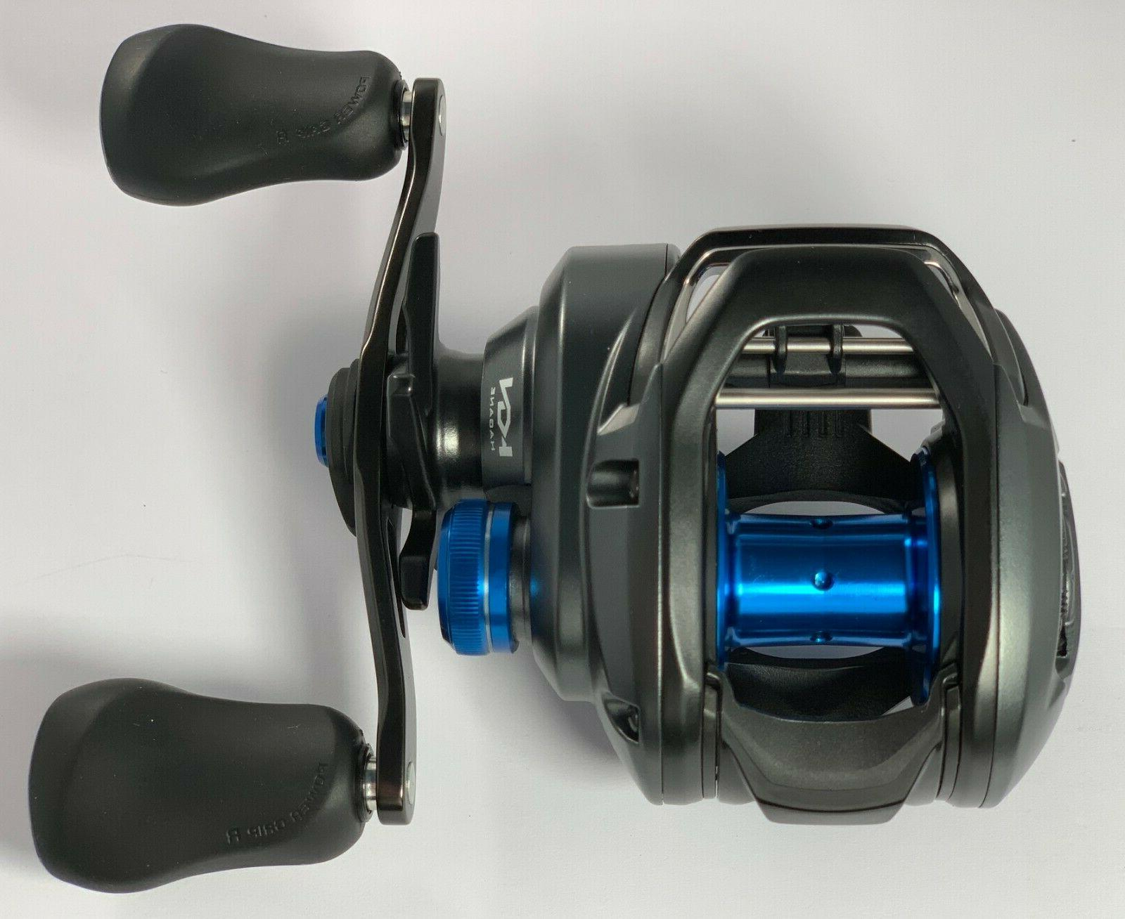 slx150xg right hand 8 2 1 baitcasting