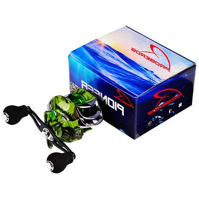 US Spinning Fishing Baitcasting Saltwater Left/Right