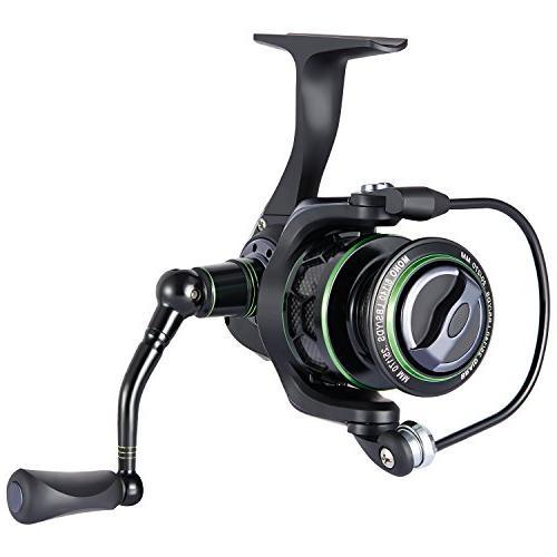 spinning reel lightweight smooth fishing