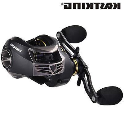 stealth all carbon baitcast reel low profile