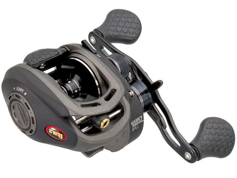 Lew's Super Duty G Speed Spool 8.3:1 Baitcast Fishing Reel S