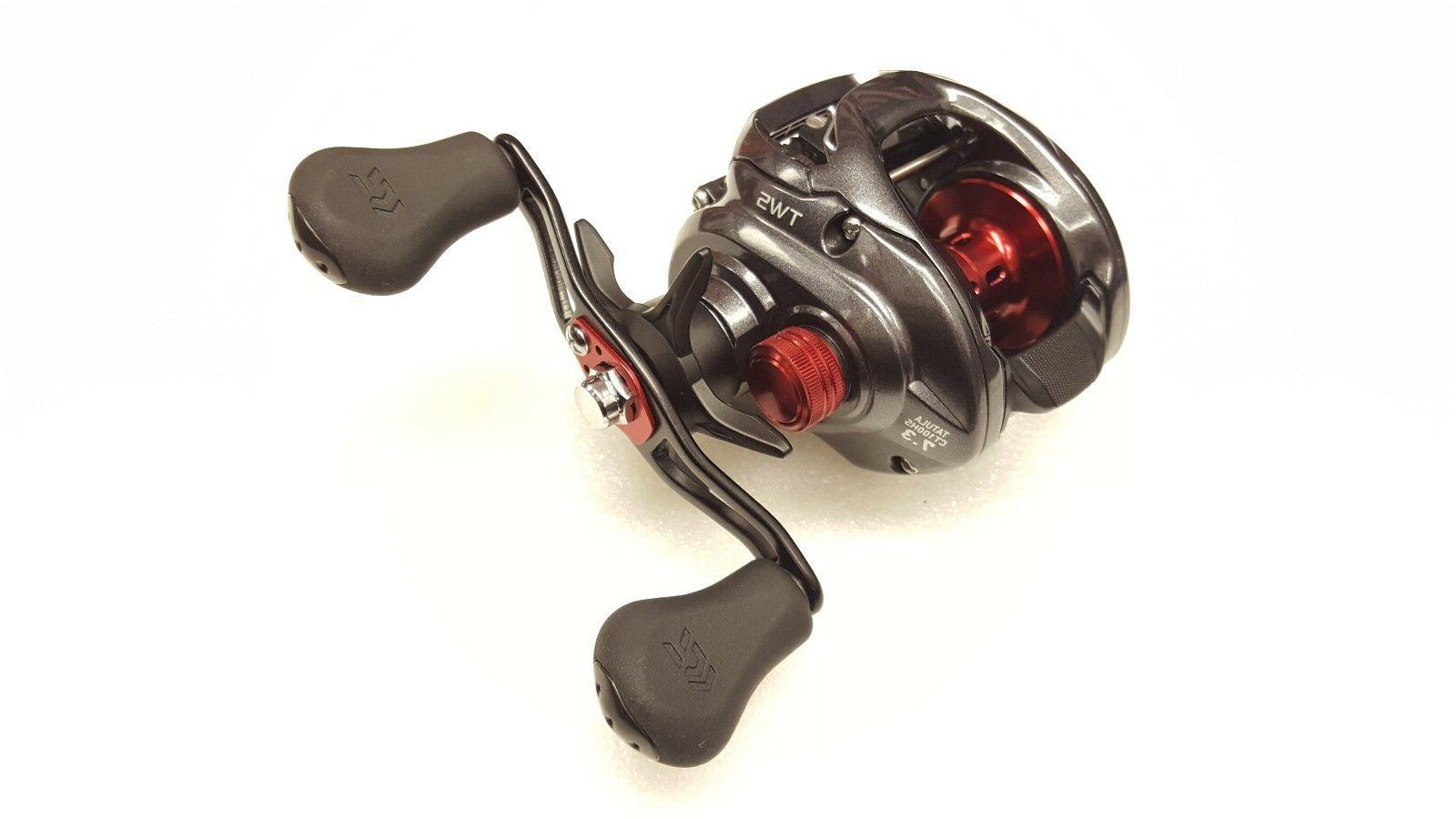 Daiwa Tatula CT 100HS 7.3:1 Right Hand Baitcast Fishing Reel