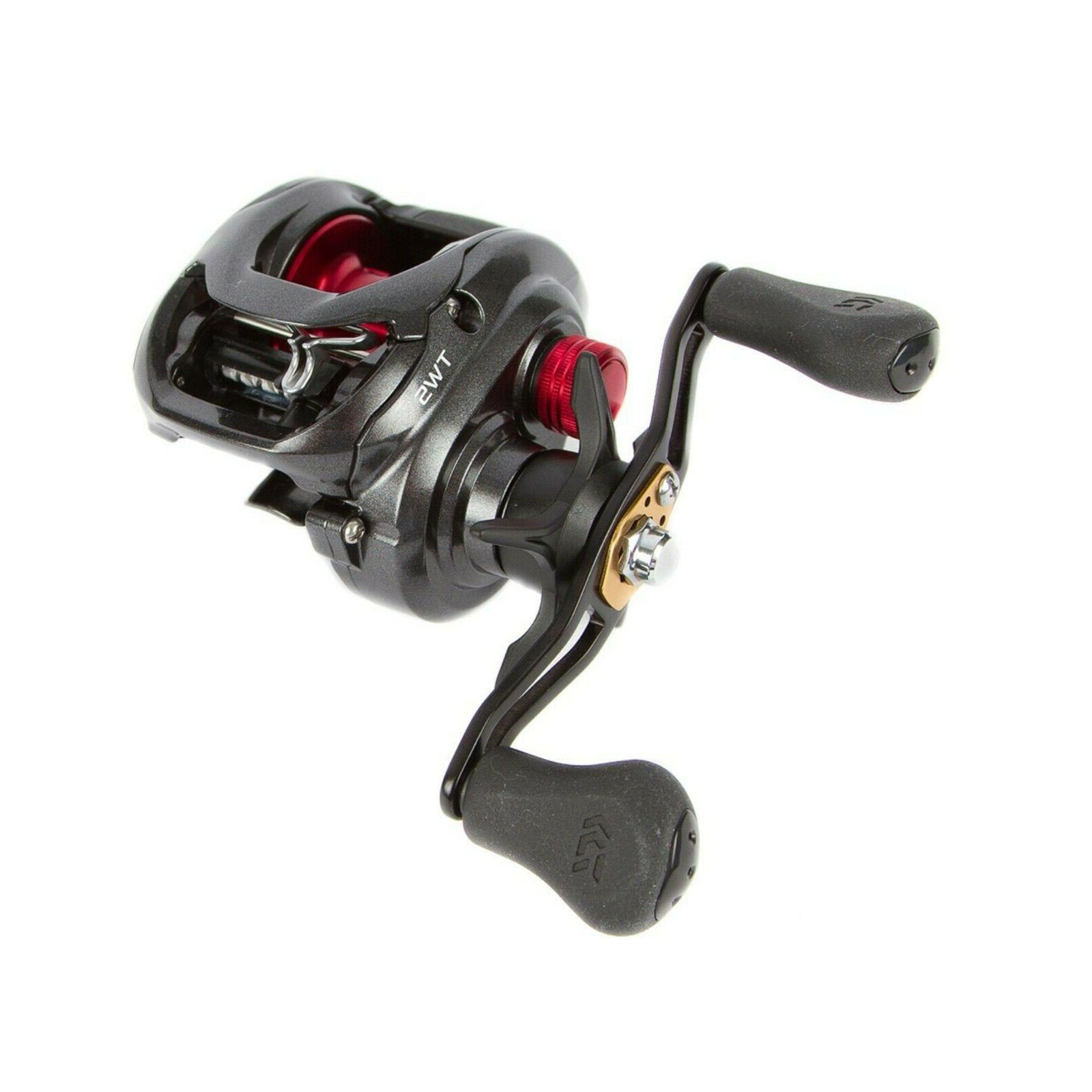 tatula ct baitcast fishing reel