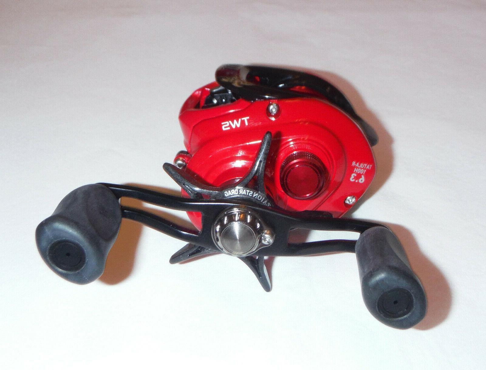 Daiwa Type-R Red Baitcasting