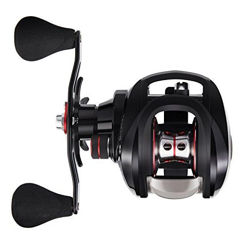 Piscifun 18LB Baitcaster Right Reel Carbon Fishing Tournament Reels