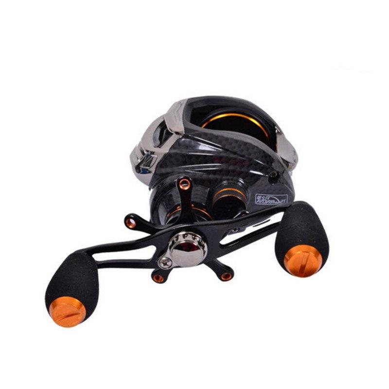 TSURINOYA TS1200 <font><b>13</b></font>+1BB Bait <font><b>Fishing</b></font> Lure Wheel Carp Coil