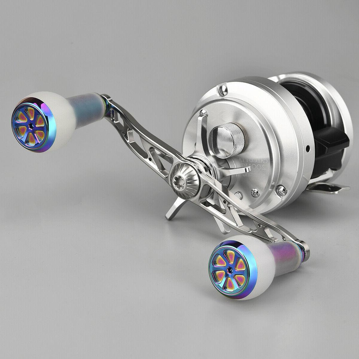 Gomexus Knob For Shimano Spinning Baitcast TPE Aurora
