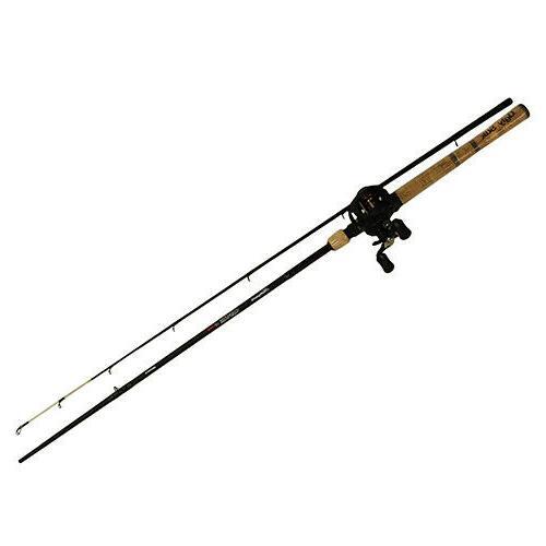 """Shakespeare Ugly Baitcast Combo 6.6"""" fishing Rod Medium/Heavy"""