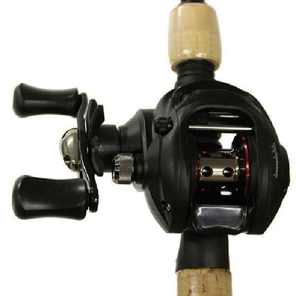 Shakespeare Ugly Baitcast Reel Fishing Rod
