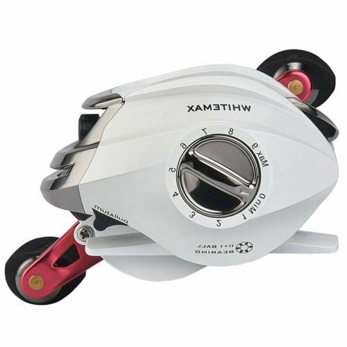 KastKing Whitemax Freshwater Baitcaster Fishing Ice Fishing Reel