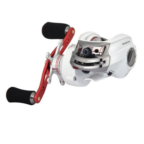 whitemax baitcasting reel freshwater fishing reels left