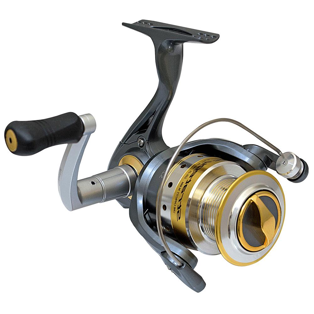 Zebco / Quantum SR60, CP3, Strategy Spinning Reel, Size: 60,