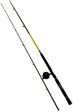 Lew's Fishing Mr. Crappie Slab Daddy Solo 2 Piece Rod and Re