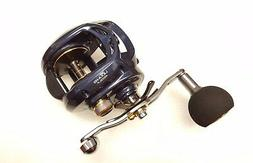 Daiwa Lexa HD 400 High Speed Left Hand Power Baitcast Reel 8
