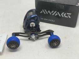 Daiwa LEXA TYPE-WN 6.3:1 Baitcast Right Hand Fishing Reel -