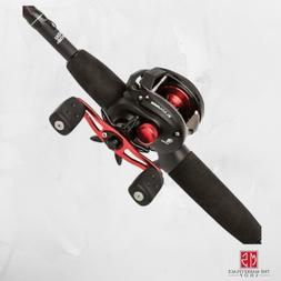 Low Profile Baitcast Reel And fishing Rod Combo Abu Garcia B