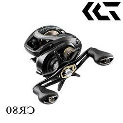 New <font><b>DAIWA</b></font> CR80/CC80 <font><b>Baitcasting