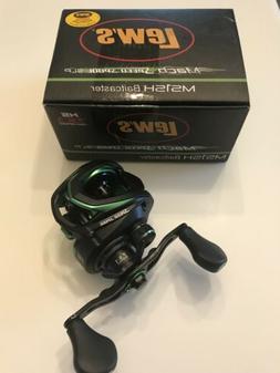 NEW Lew's Mach Speed Spool SLP right hand baitcaster MS1SH