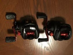 Lot Of  Abu Garcia Black Max 3 Baitcast Fishing Reels