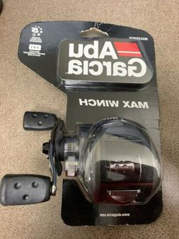 New Abu Garcia Max Winch Baitcast Fishing Reel - MAX3WNCH