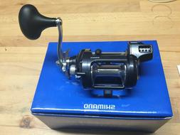 *NEW MODEL SHIMANO TEKOTA 600HGLC LINE COUNTER LEVEL WIND BA