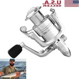 NEW Spinning Reel Baitcasting Saltwater Surf Catfish Bait Ca