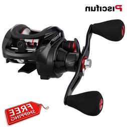 Piscifun NEW Torrent Baitcasting Reel-18LB Carbon Fiber Drag