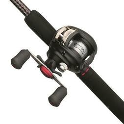 NEW! Ugly Stik GX2 Baitcasting 6 ft Rod and Reel Fishing Com