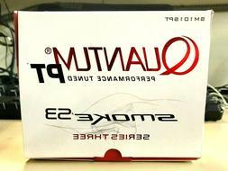 NEW!! Zebco Quantum PT SM101SPT Smoke S3 Baitcasting Left-Ha
