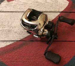 13 Fishing Origin Chrome Baitcaster Reel