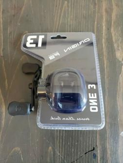 13 Fishing Origin FB Fate Black Baitcast Reel 8.1:1 Ratio