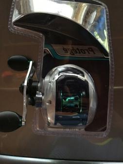 Zebco PR100S Protege Right Handed BaitCasting Reel ~ NEW SEA