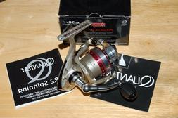quantum pt accurist ac30 pti 10 bearings fishing spinning re