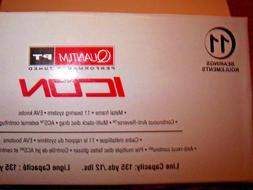 Quantum PT Icon IC100SPT 6.3:1 Right Hand Baitcast Reel (Ver