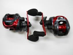 pulse baitcasting reels 2 pl100s new no