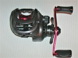 Quantum Pulse Fishing Reel 6.6:1 Ratio RH Baitcasting PL100S