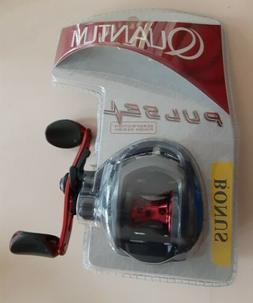 Quantum Pulse PL 100S Baitcasting 4+1 Bearings Fishing Reel