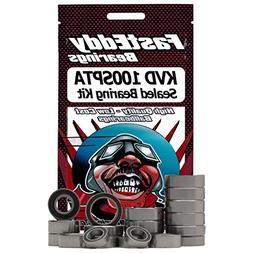 Quantum KVD 100SPTA Baitcaster Fishing Reel Rubber Sealed Ba