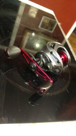 Quantum Pulse Baitcast Reel Right Hand 6.6:1 Gears. Free Shi
