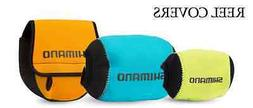 Shimano Reel Covers Spin Overhead or Baitcast all sizes BRAN