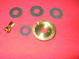 Garcia reel repair parts & service drive & pinion gear kit