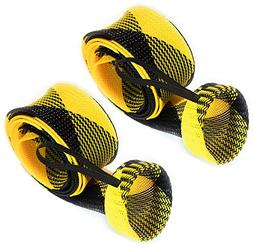 Reaction Tackle Rod Sock Yellow/Black