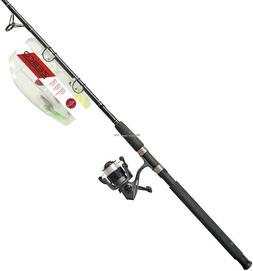 Zebco RTCF702MHB.NS3 Ready Tackle Spinning Catfish Fishing R