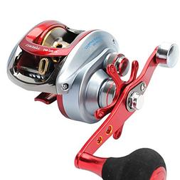 Dr.Fish Seahawk Saltwater Baitcasting Reel Right Left Hand B