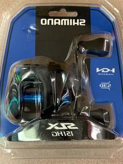 Shimano SLX 151HG Left Handed Baitcasting Reel NEW