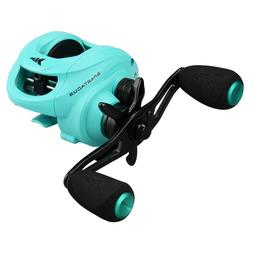 spartacus freshwater and saltwater baitcasting fishing reels