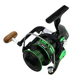 Spinning Reel 5.5:1 10BB Casting Reels Full Metal 8kg/17Lb F
