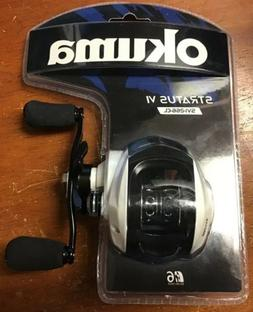 Okuma Stratus VI  - Baitcasting Fishing Reel  New